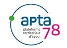 Apta78 – Plateforme territoriale d'appui Logo